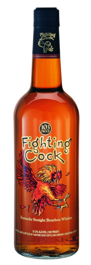 Fighting Cock Bourbon 6y.