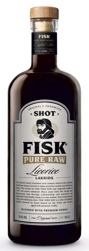 Fisk Pure Raw 1L, 16,4%