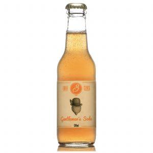 3 Cent Gentlemens Soda, 24stk, 20cl