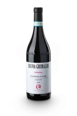 Bruna Grimaldi Barbera D'Alba Superiore Scassa