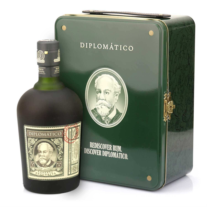 Diplomático Reserva Exclusiva Suitcase