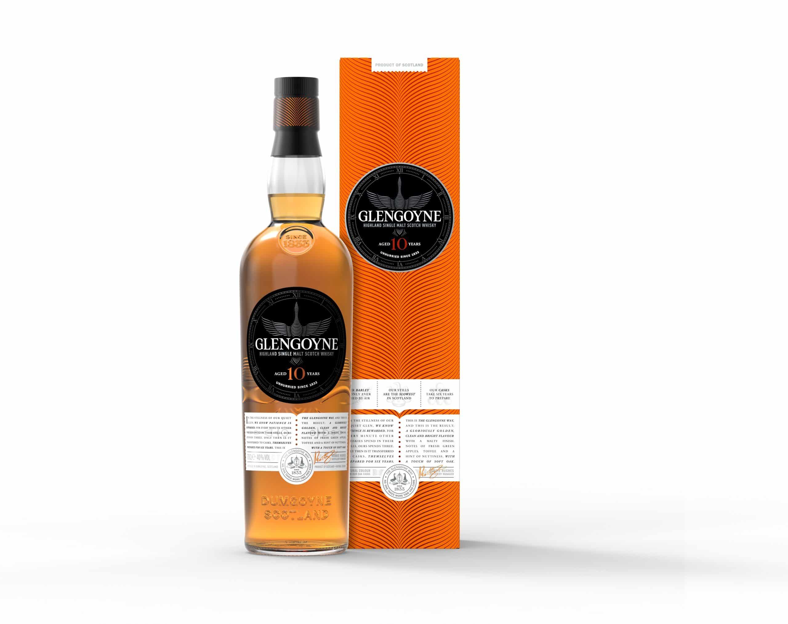 Glengoyne 12yo Single Malt Scotch Whisky