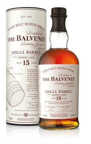 Balvenie 15y. Sherry Cask