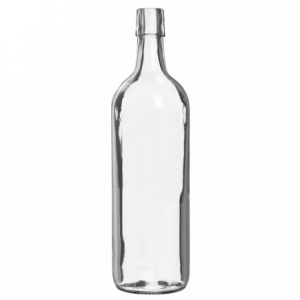Patenflaske 1 liter, uden prop