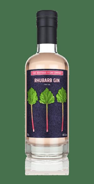 That Boutique-y Gin Rhubarb