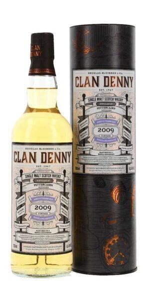 Clan Denny - Craiggellachie 10y Single malt