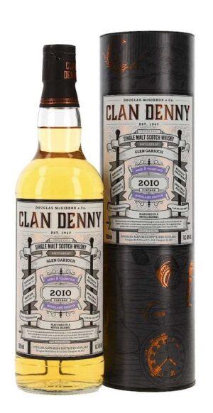Clan Denny - Glen Garioch 8 y Single Malt