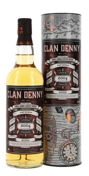 Clan Denny - Port Dundas 15y Single Grain