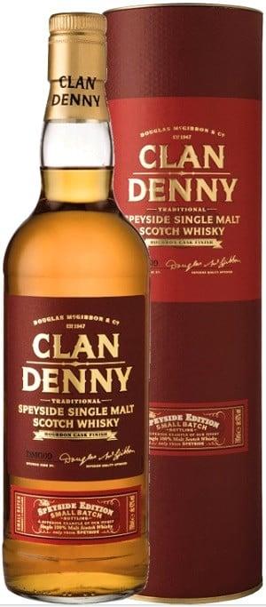Clan Denny - Speyside Single Malt