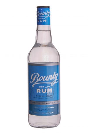St. Lucia Bounty White Rum