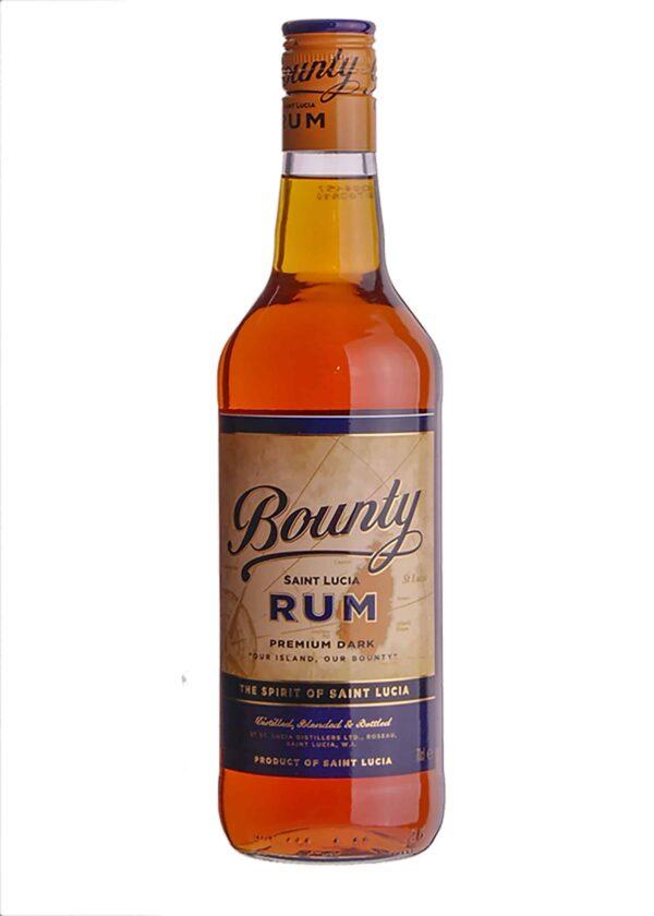 St. Lucia Bounty Dark Rum