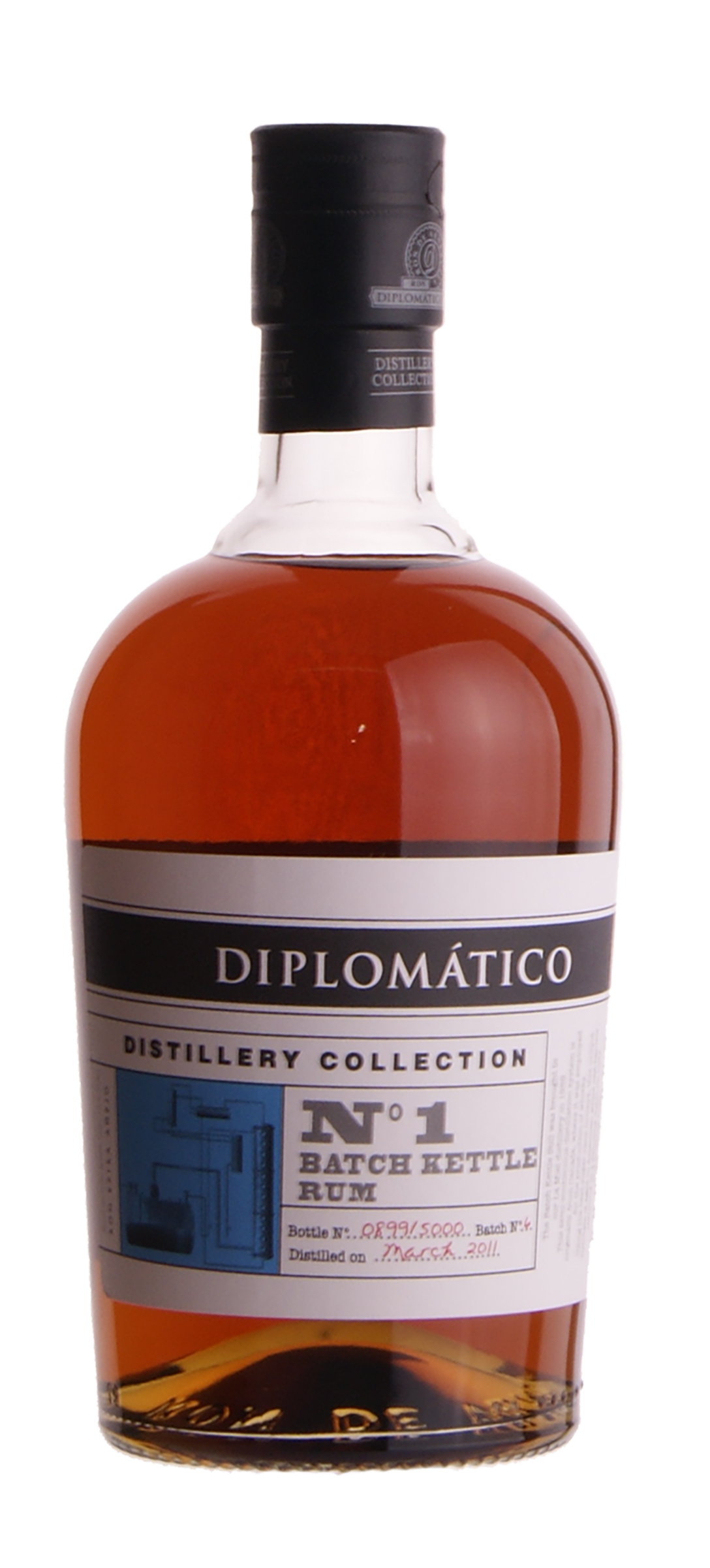 Diplomático Distillery Collection No1 Batch Kettle