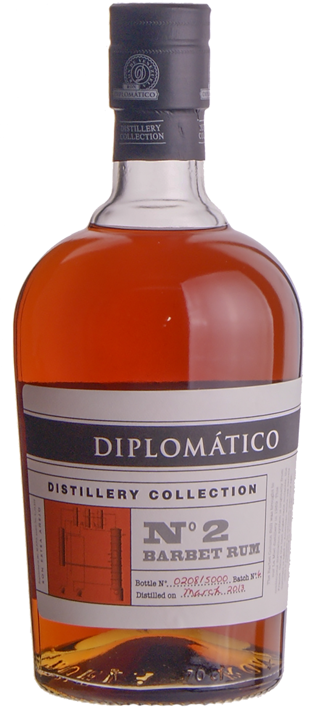 Diplomático Distillery Collection Nº2 Barbet