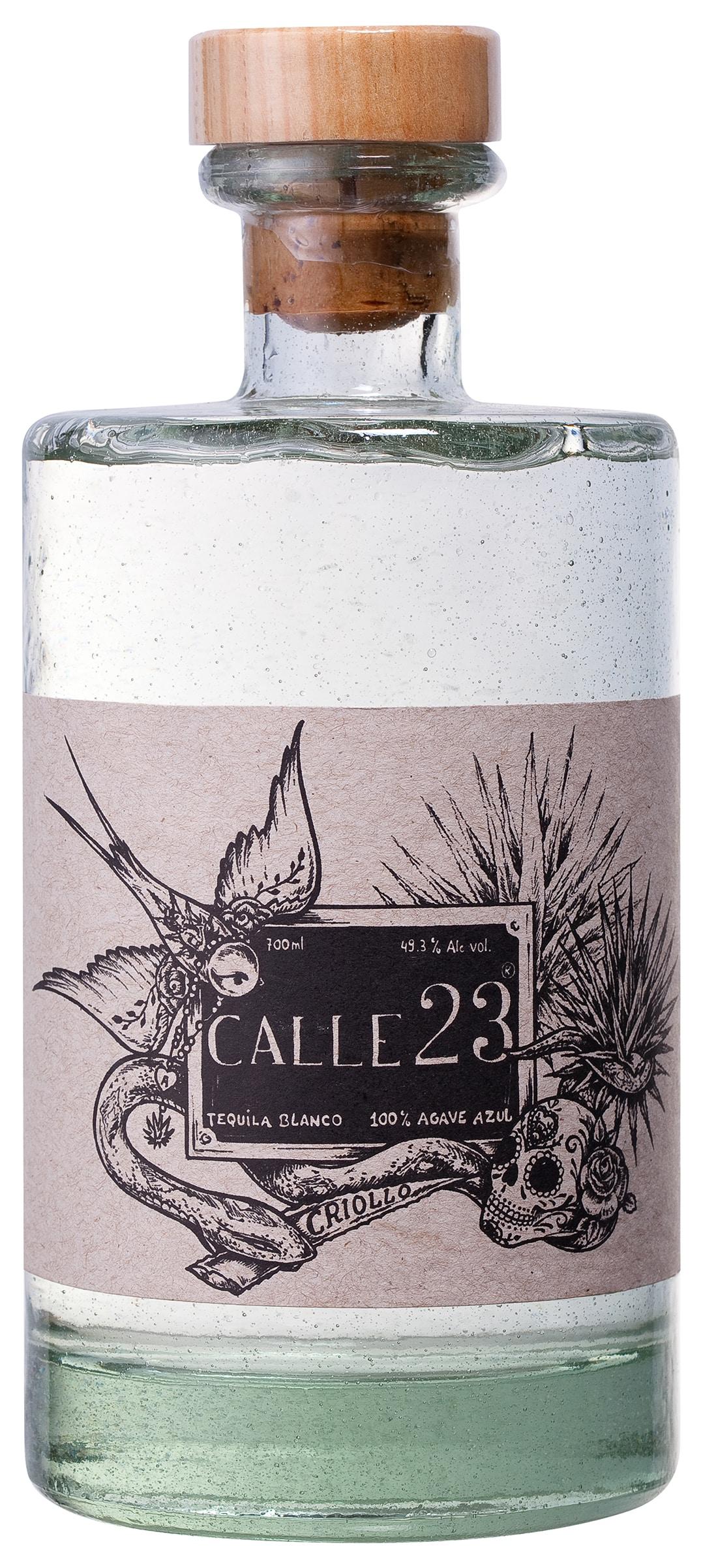 Calle 23 Criollo Blanco
