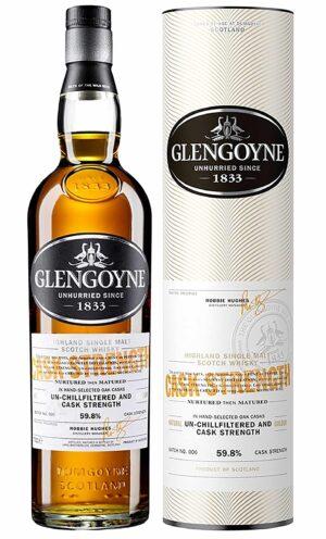 Glengoyne Cask Strength, Batch no.6