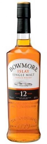 Bowmore 12y.