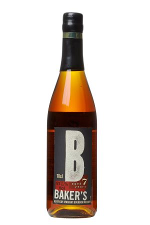Bakers Bourbon 7y.