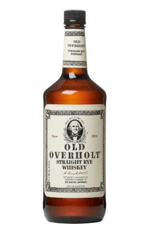 Old Overholt Rye 4y. 1l.