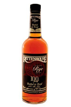 Rittenhouse Rye 100 Proof 0,75