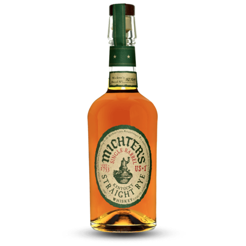 Michter's US1 Single Barrel Rye