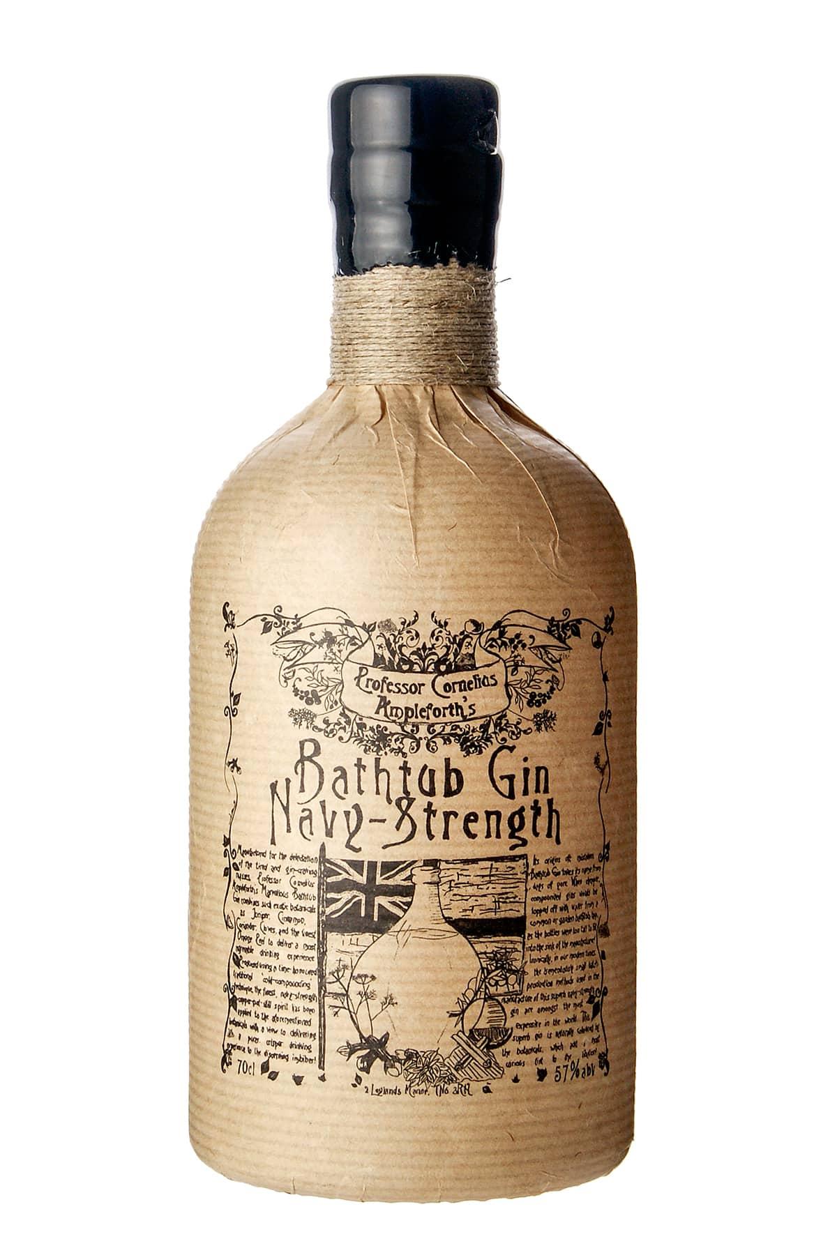 Bathtub Gin Navy-Strength