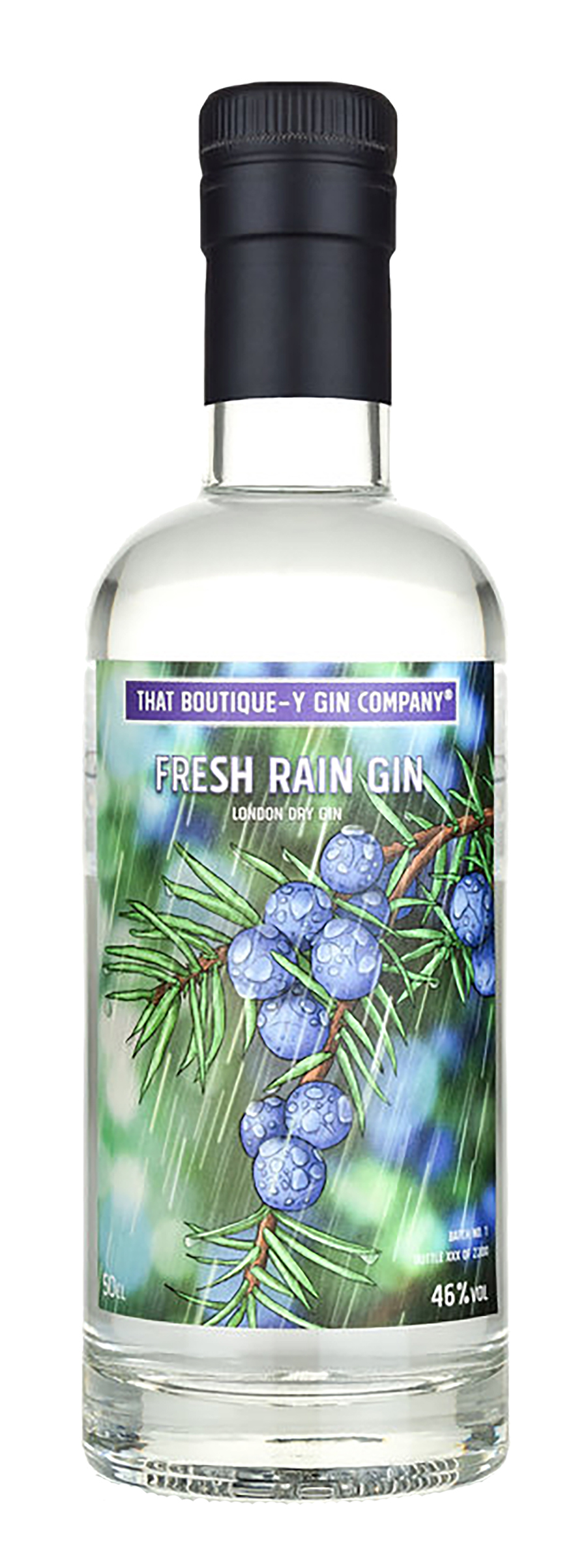 That Boutique-y Gin Fresh Rain 50 cl.