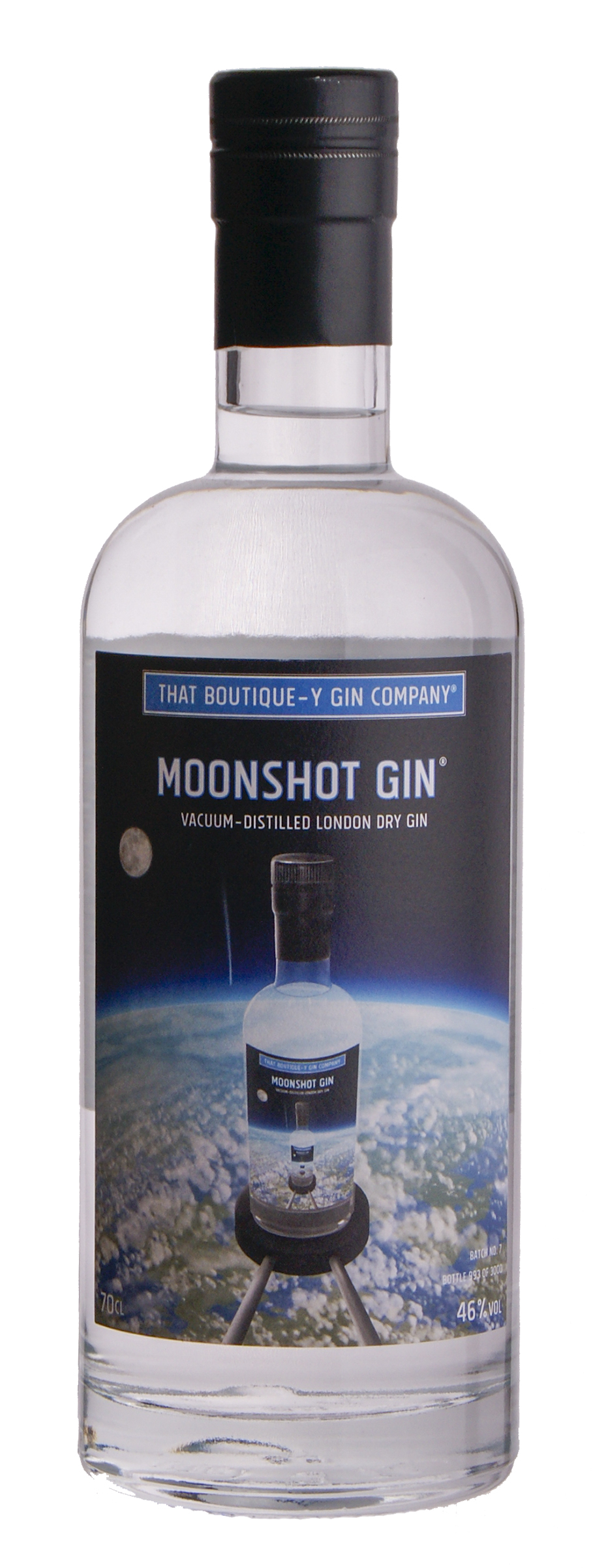 That Boutique-y Gin Moonshot 70 cl.