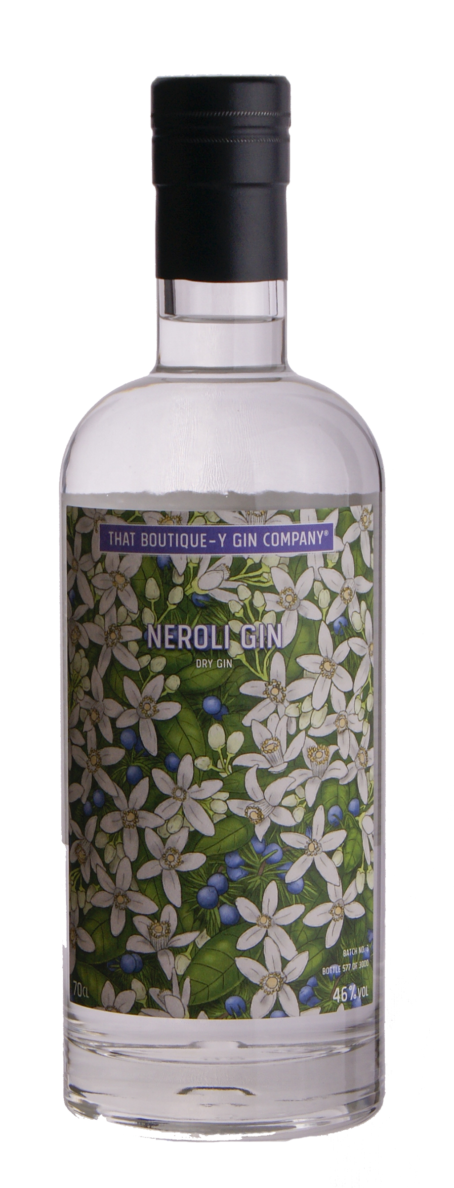 That Boutique-y Gin Neroli 70 cl.