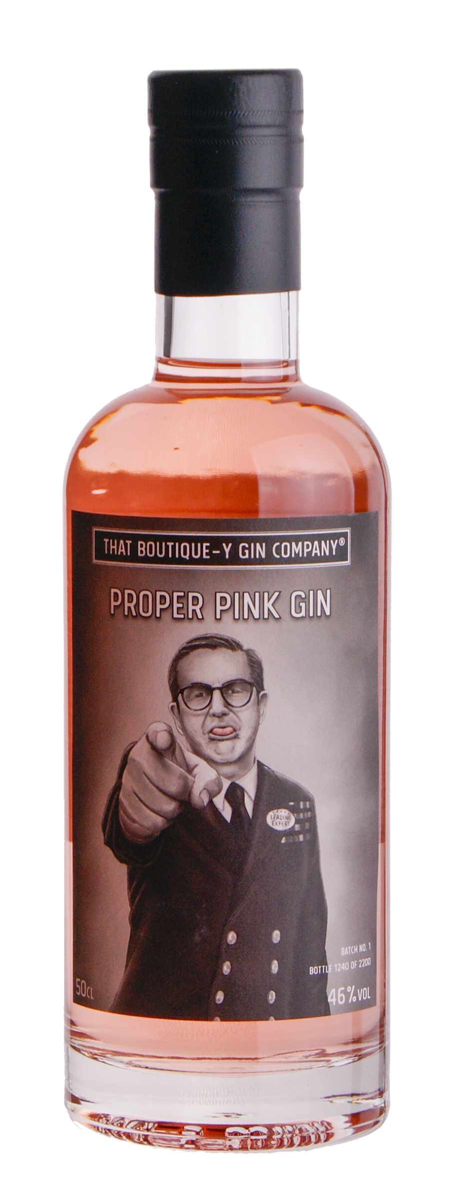That Boutique-y Gin Proper Pink 50 cl.