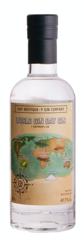 That Boutique-y Gin World Gin Day Gin 50 cl.