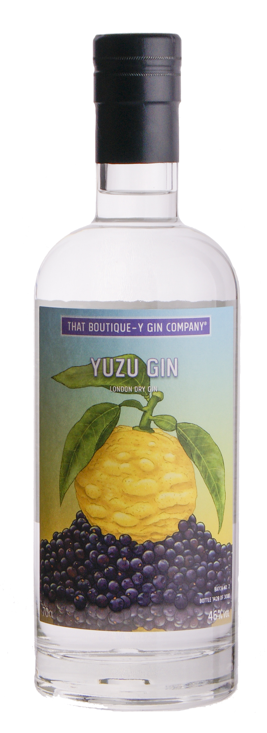 That Boutique-y Gin Yuzu 70 cl