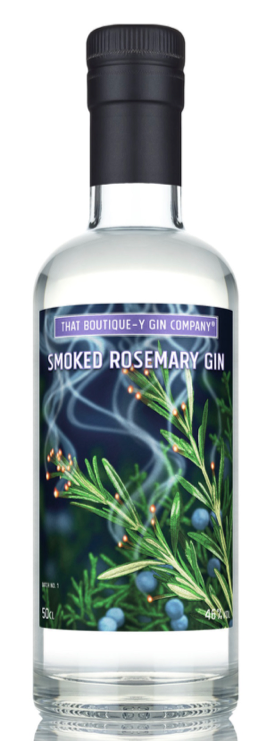 That Boutique-y Gin Smoked Rosemary 50 cl.