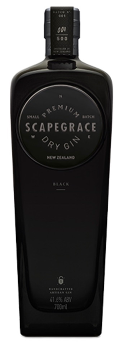 Scapegrace Black