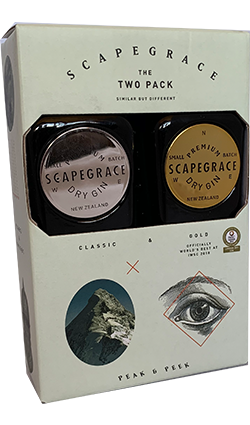 Scapegrace Twin Pack 2×200 ml.