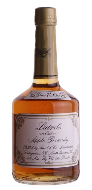 Laird´s Old Apple Brandy 7½y