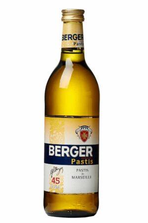 M. Brizard Berger Pastis
