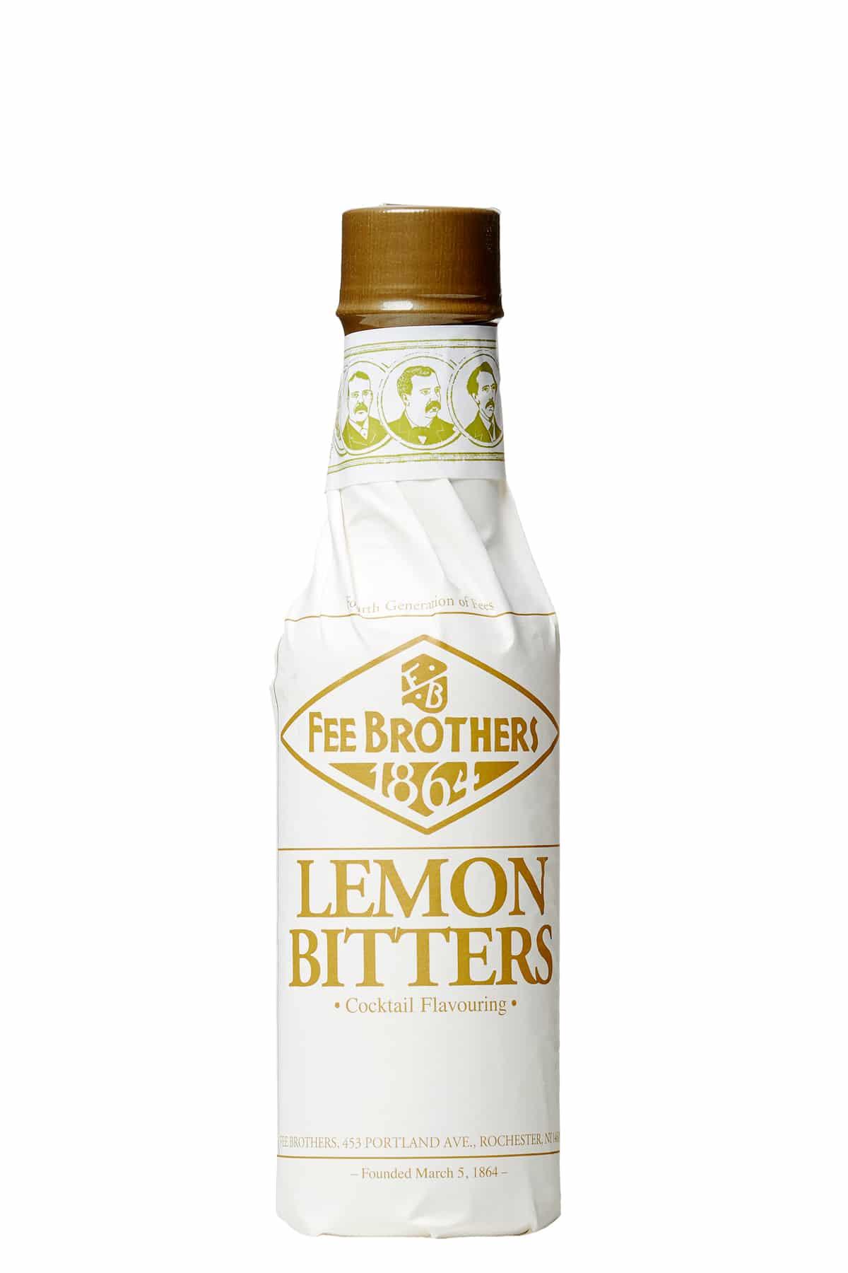 Fee Brothers Lemon Bitter