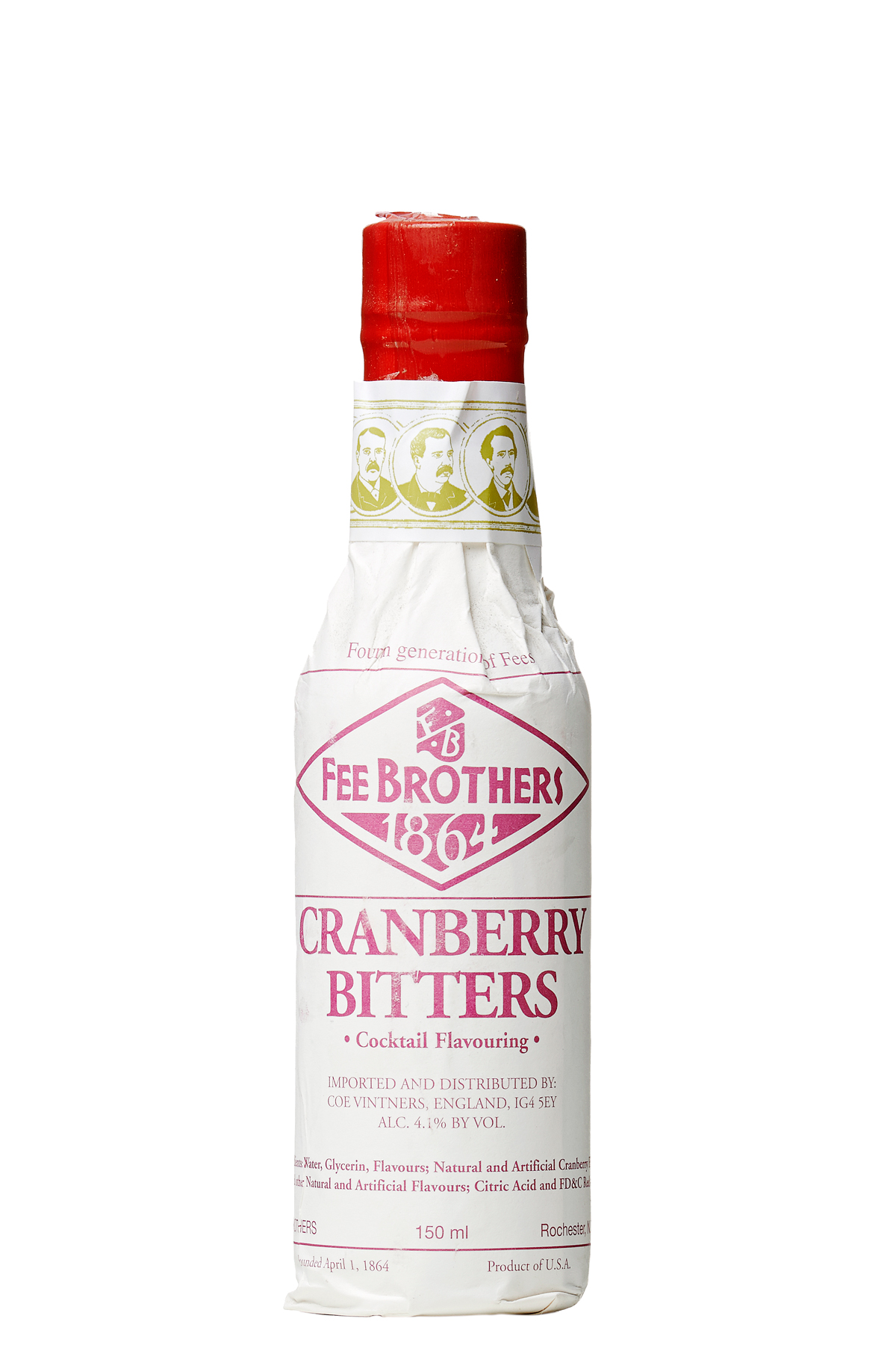 Fee Brothers Cranberry Bitter