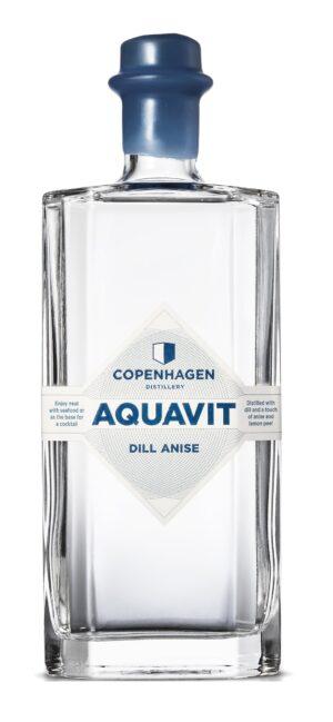 Copenhagen Distillery Dill Anise Aquavit