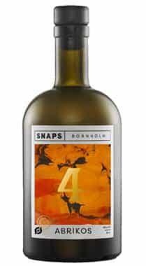 Snaps Bornholm Limited Edition Abrikos - Øko