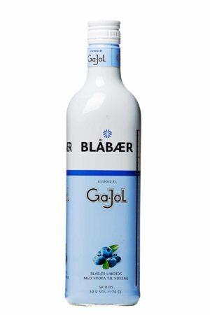 Ga-jol Blåbær