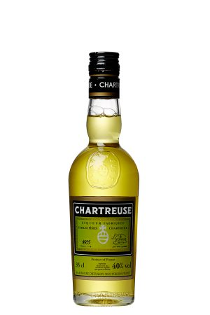 Chartreuse Jaune ½ fl.