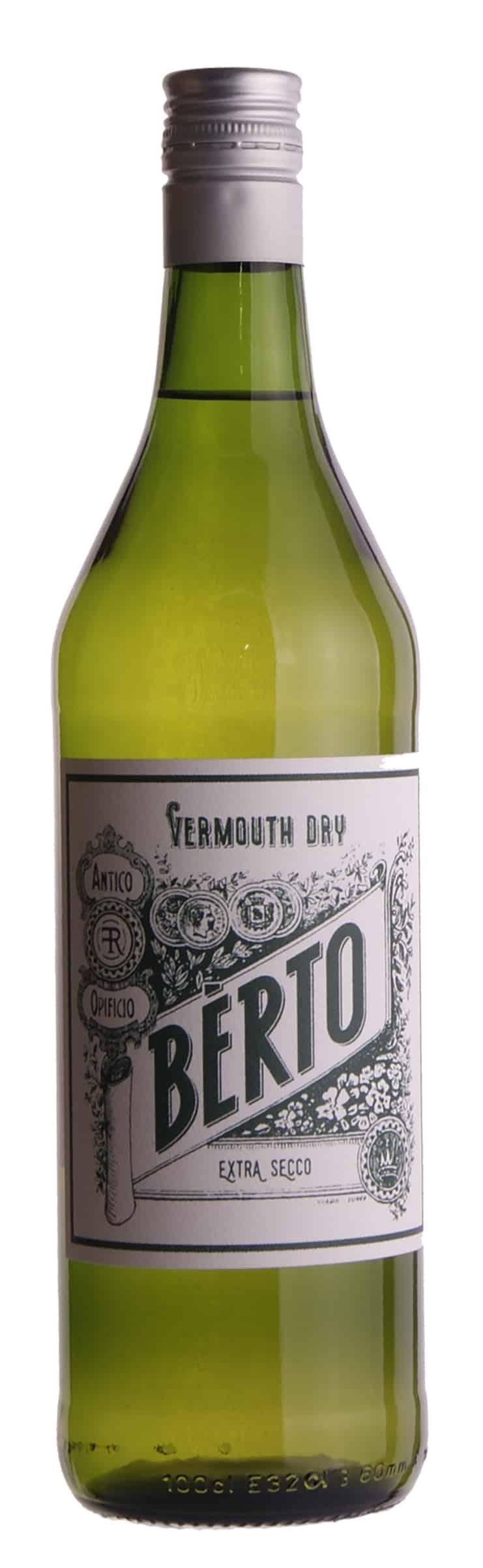 Berto Dry Vermouth