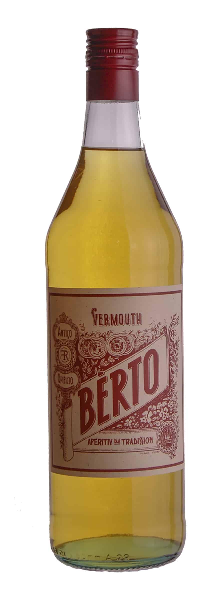 Berto Bianco Vermouth