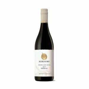 Alkoomi Wines White Label Shiraz