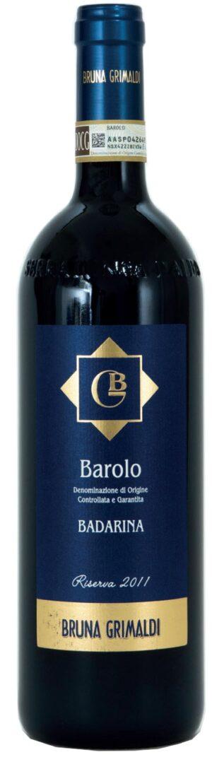 Bruna Grimaldi Barolo Badarina Riserva DOCG