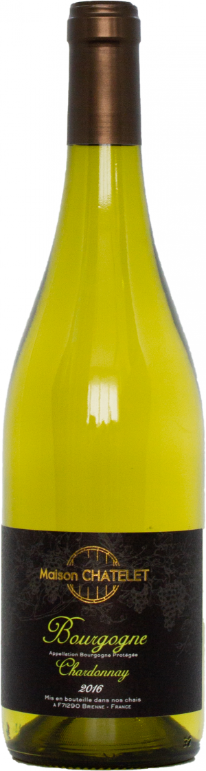 Maison Chatelet - Bourgogne Chardonnay