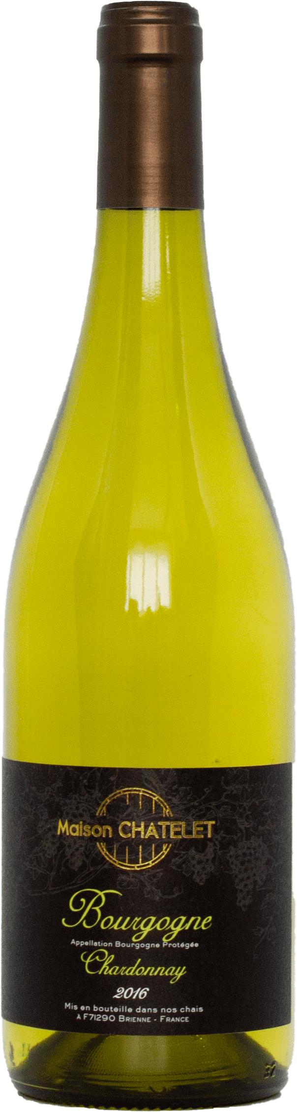Maison Chatelet Bourgogne Chardonnay
