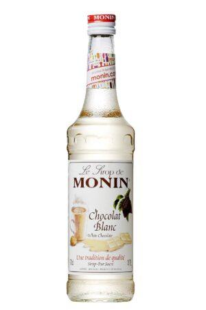 Monin Hvid Chocolade