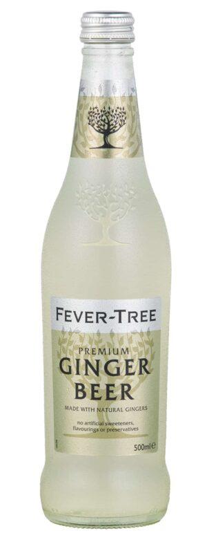 Fever Tree Ginger Beer, 8stk, 50cl